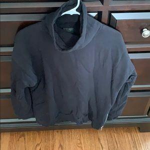 J.Crew Funnel Neck Sweatshirt